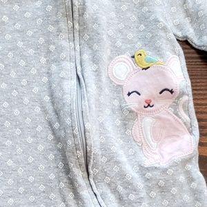 Carter's Pajamas - Baby Girl Sleeper